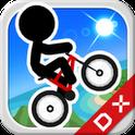 『チャリ走DX』 ガラケー時代からの有名アプリがスマホでパワーアップ!