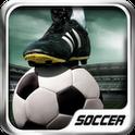『サッカーボール Soccer Kicks』 感覚的フリックで白熱のフリーキックバトル!