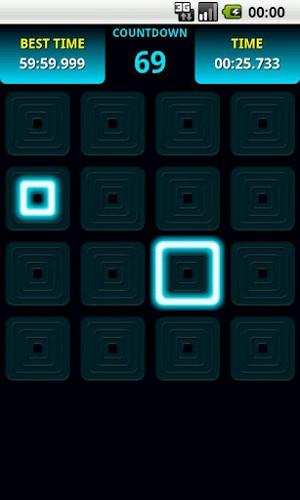 スマッシュライツ Smash Lights プレイ画面