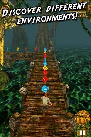 Temple Run プレイ画面3