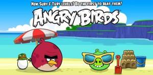 Angry Birds ヘッダー