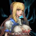 『Demon Hunter』 流れるようなアクションでデーモンを爽快撃破!