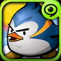 『エアーペンギン』 難易度がちょうどいいティルト操作ゲーム