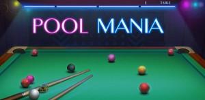 プールマニア(Pool Mania) ヘッダー