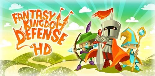 Fantasy Kingdom Defense HD ヘッダー