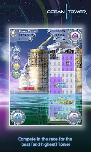 Ocean Tower プレイ画面2