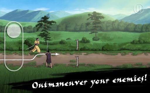 Samurai Rush プレイ画面3