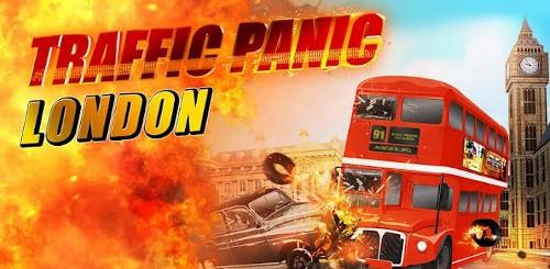 Traffic Panic London ヘッダー