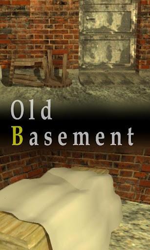 old basement -地下倉庫からの脱出- プレイ画面1