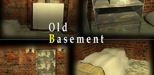 old basement -地下倉庫からの脱出- ヘッダー