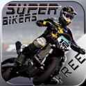『スーパーバイカーズ(SuperBikers Free)』 夜景のキレイな街を疾走する3Dバイクレーシングゲーム