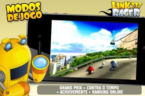 Link 237 Racer プレイ画面3