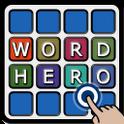 『ワードヒーロー(WordHero)』 パネルの中に隠れた英単語を探すゲーム!これは英語の勉強になる!