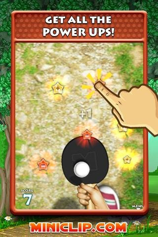 Ping Pong プレイ画面2