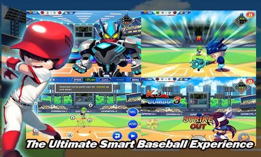 ベースボールスーパースターズ 2012 プレイ画面2