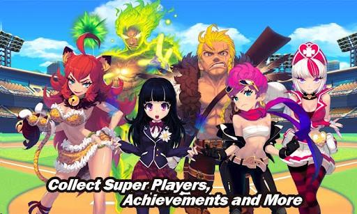 ベースボールスーパースターズ 2012 プレイ画面3