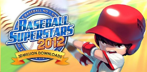 ベースボールスーパースターズ 2012 ヘッダー