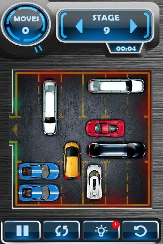 アンブロックマイカー Unblock Car プレイ画面1