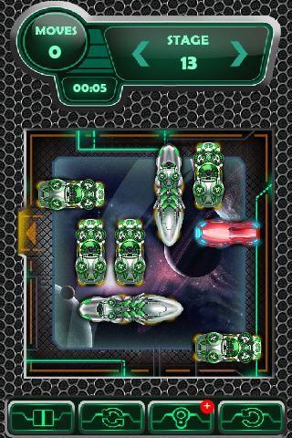 アンブロックマイカー Unblock Car プレイ画面2