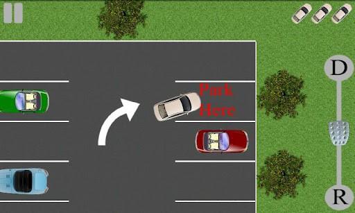 パーキング・スクール(Parking School) プレイ画面1