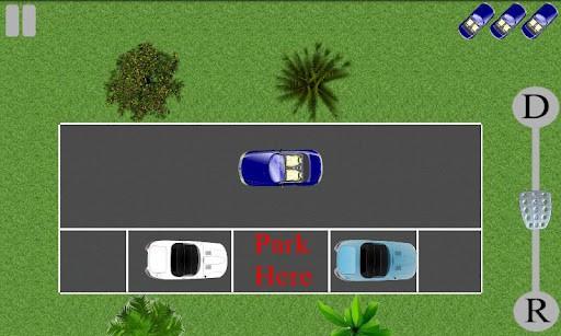 パーキング・スクール(Parking School) プレイ画面2