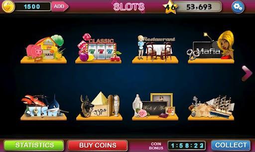 スロットマシン Slot Machine Deluxe プレイ画面3