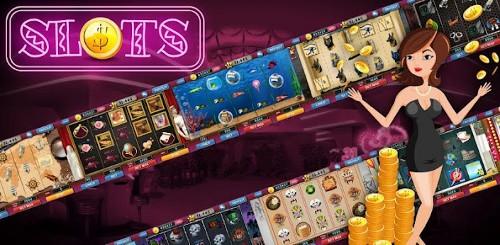 スロットマシン Slot Machine Deluxe ヘッダー