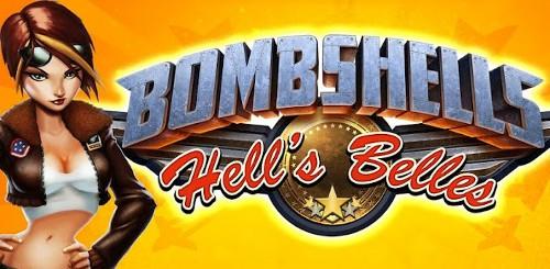 BOMBSHELLS HELL'S BELLES ヘッダー