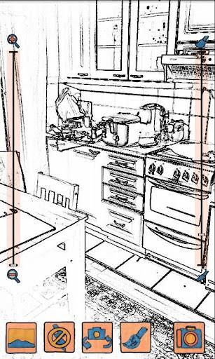 カートゥーンカメラ (Cartoon Camera) プレイ画面3