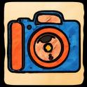 『カートゥーンカメラ (Cartoon Camera)』 撮った写真がマンガ風に仕上がるおもしろカメラ
