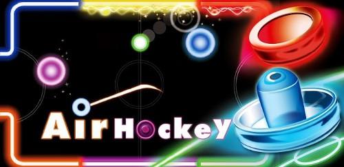 エアホッケー Air Hockey Deluxe ヘッダー画像
