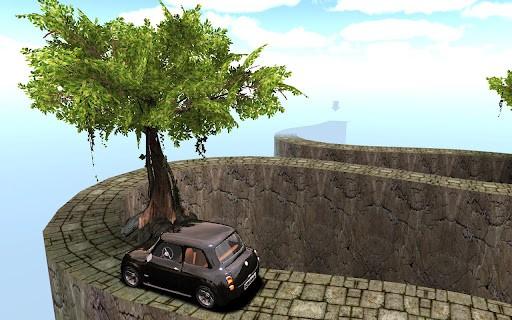 RealParking3D駐車場ゲーム プレイ画面1