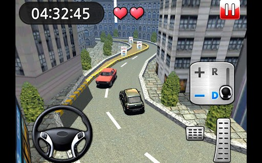 RealParking3D駐車場ゲーム プレイ画面2