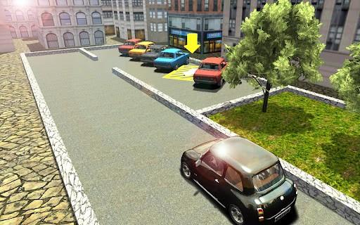 RealParking3D駐車場ゲーム ヘッダー画像