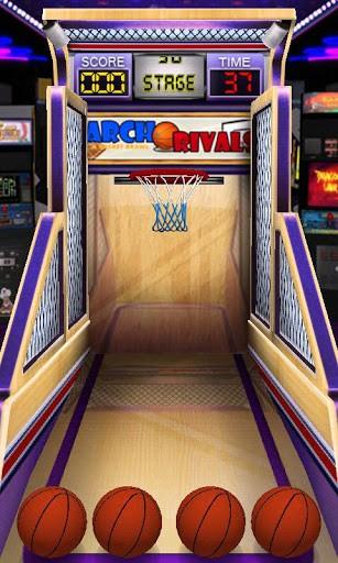 バスケットボール Basketball Mania プレイ画面1