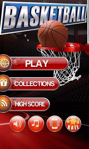 バスケットボール Basketball Mania プレイ画面2