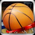 『バスケットボール Basketball Mania』 ゲーセンのフリースローゲームがスマホで再現!